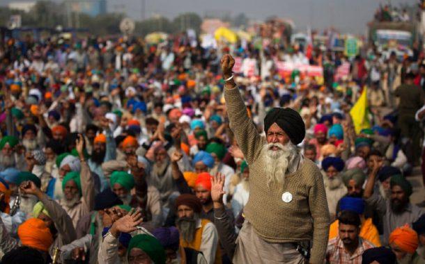 किसान आंदोलन के 100 दिन पूरे, KMP एक्सप्रेसवे पर 5 घंटे की नाकेबंदी- जानें, 10 अहम बातें