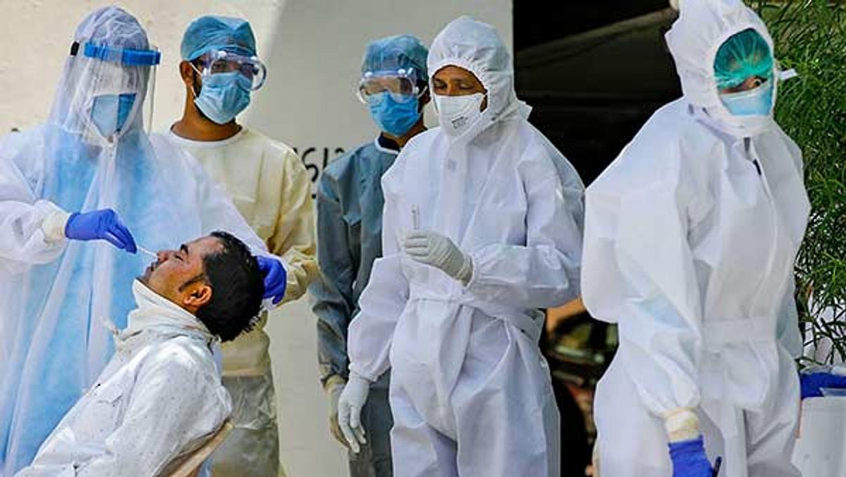 भारत में नवंबर के बाद पहली बार सामने आए 24 घंटे में सबसे ज़्यादा कोविड-19 केस