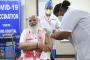 पीएम मोदी ने कोरोना वैक्सीन की पहली डोज ली, दिल्ली एम्स में लगवाया टीका
