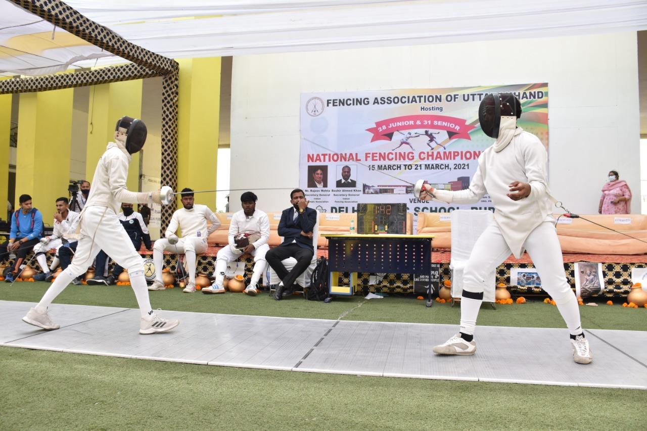 दिल्ली पब्लिक स्कूल में खुलेगी फेंसिंग अकेडमी