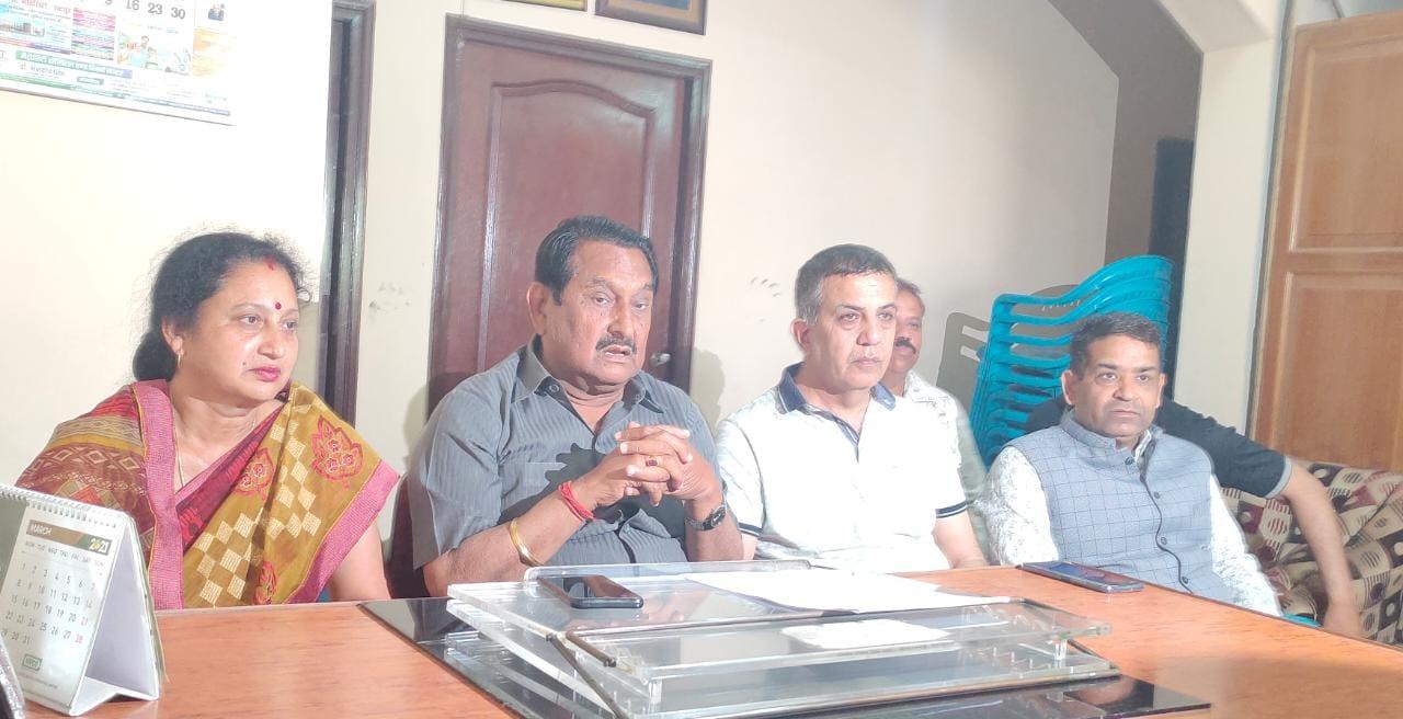 भाजपा सरकार विफलताओं का एक बड़ा स्मारक : बेहड़
