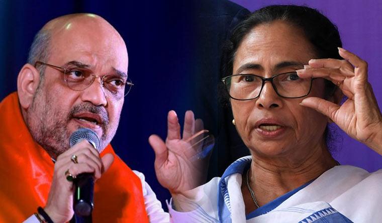 ममता बनर्जी के चोट विवाद पर बोले अमित शाह, उन भाजपा कार्यकर्ताओं का क्या, जिनकी जान चली गई