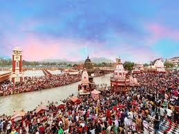कुंभ मेले में आने के लिए कोविड निगेटिव रिपोर्ट की जरूरत नहीं