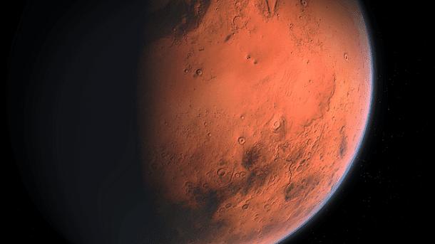 मंगल ग्रह से कहीं नहीं गया पानी, सतह के नीचे ही छिपा है : अध्ययन