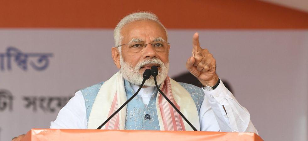 तीन दिन में दूसरी बार पश्चिम बंगाल पहुंचे पीएम मोदी, बोले- '5 साल दीजिए, 70 साल की बर्बादी मिटा देंगे'