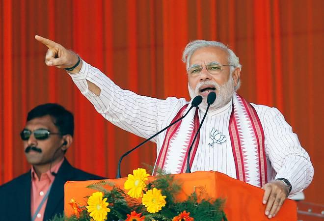 पश्चिम बंगाल चुनाव: '2 मई ,दीदी गई', अधिकारी परिवार के गढ़ में बोले पीएम मोदी
