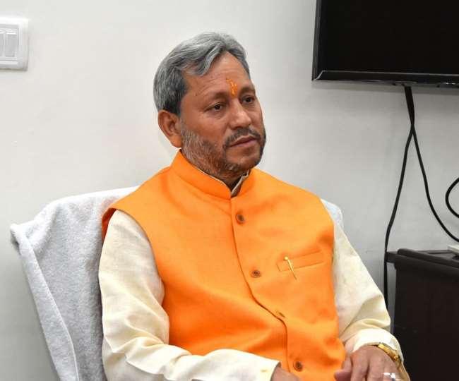 मुख्यमंत्री तीरथ सिंह रावत ने कहा- सरकार की कोशिश, लाकडाउन की स्थिति न आए