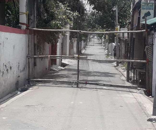 देहरादून में 30 क्षेत्रों में कोरोना 'लॉक', निरंतर बढ़ रहे हैं कंटेनमेंट जोन