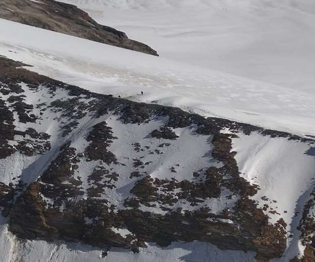 चमोली में हिमखंड टूटने से चपेट में आया BRO कैंप, सेना ने अब तक 291 लोगों को बचाया