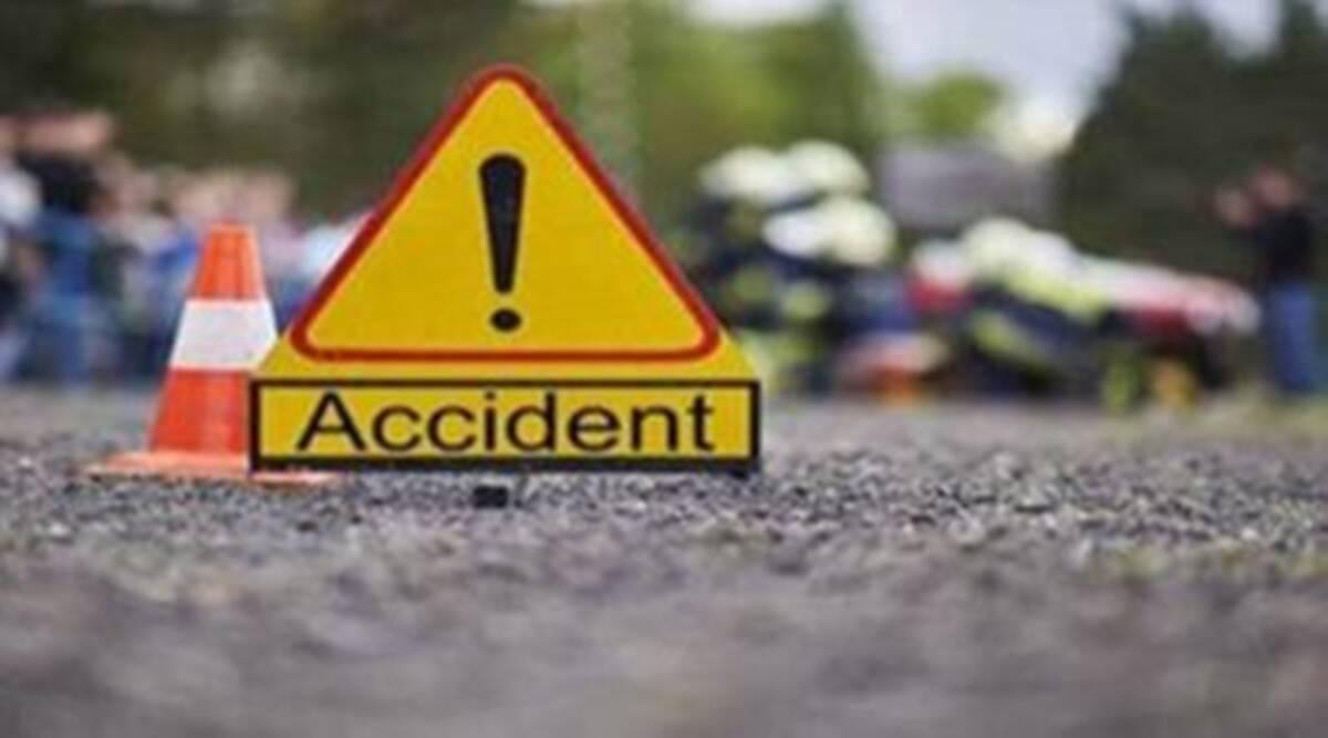 देहरादून-मसूरी रोड पर कार पलटी, दो व्यक्तियों की मौत; पांच घायल