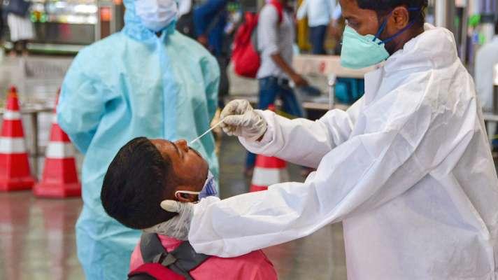 भारत में कोविड-19 केसों में फिर सबसे बड़ा उछाल, एक दिन में 1,68,912 नए कोरोनावायरस मामले, कुल केस एक करोड़ 35 लाख पार
