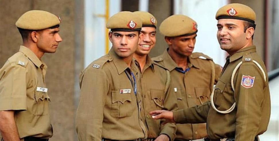 रुद्रपुर और काशीपुर के अभ्यर्थियों की शुरू हुई होमगार्ड भर्ती