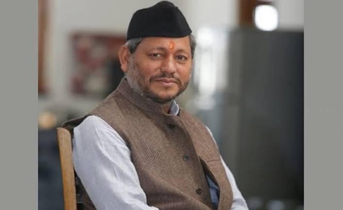 उत्तराखंड: भारत चीन सीमा के पास ग्लेशियर टूटा, CM रावत ने सभी परियोजनाओं के काम रोकने के आदेश दिए