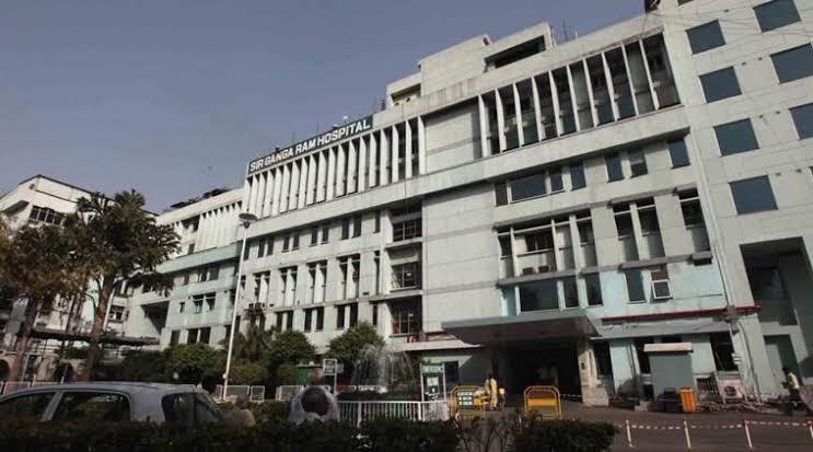 25 सबसे बीमार मरीजों की मौत' : गंगाराम अस्पताल का ऑक्सीजन को लेकर इमरजेंसी संदेश