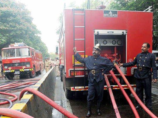 महाराष्ट्र के कोविड अस्पताल में भीषण आग, 13 मरीजों की मौत