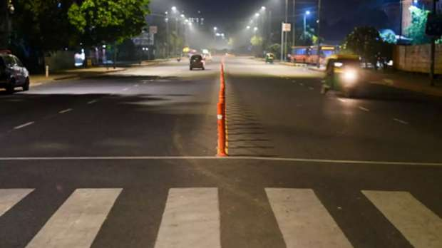 नोएडा में 17 अप्रैल तक रात 10 बजे से सुबह 5 बजे तक लागू रहेगा नाइट कर्फ्यू