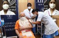 पीएम मोदी ने आज ले ली कोविड वैक्सीन की दूसरी डोज़, बोले- 'वायरस को हराने के लिए