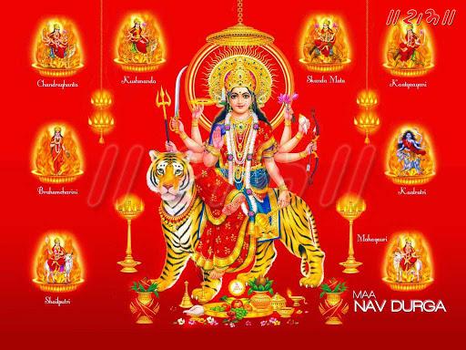 पहले नवरात्र पर हो रही मां शैलपुत्री की पूजा, जानिए शुभ मुहूर्त और कैसे करें घटस्थापना