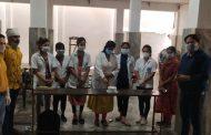 बधाई के पात्र हैं कोविड-19 ड्यूटी में लगी नर्सेज : विकास