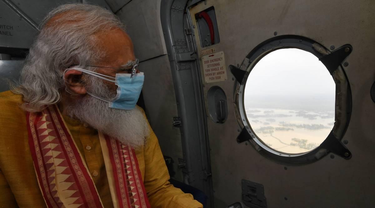 पीएम मोदी ने यास तूफान से प्रभावित राज्यों के लिए 1000 करोड़ रुपये की राहत का किया ऐलान