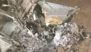 मोंगा में एयरफोर्स का मिग-21 विमान गिरा, पायलट की मौत