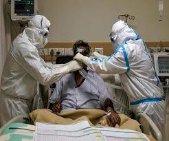 भारत में एक दिन में 3,68,147 नए COVID-19 केस दर्ज, पिछले 24 घंटे में 3,417 की मौत