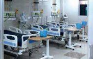 दिल्ली के रामलीला मैदान में 500 ICU बेड का अस्थाई अस्पताल तैयार, शनिवार से होगा शुरू