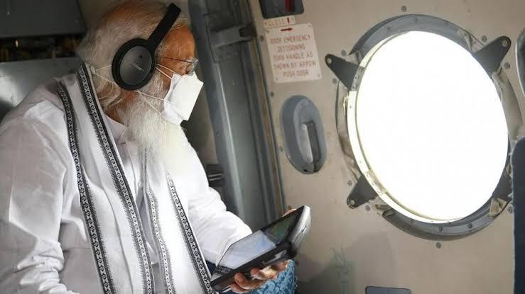 पीएम मोदी ने गुजरात के लिये 1000 करोड़ की तत्काल सहायता की घोषणा की