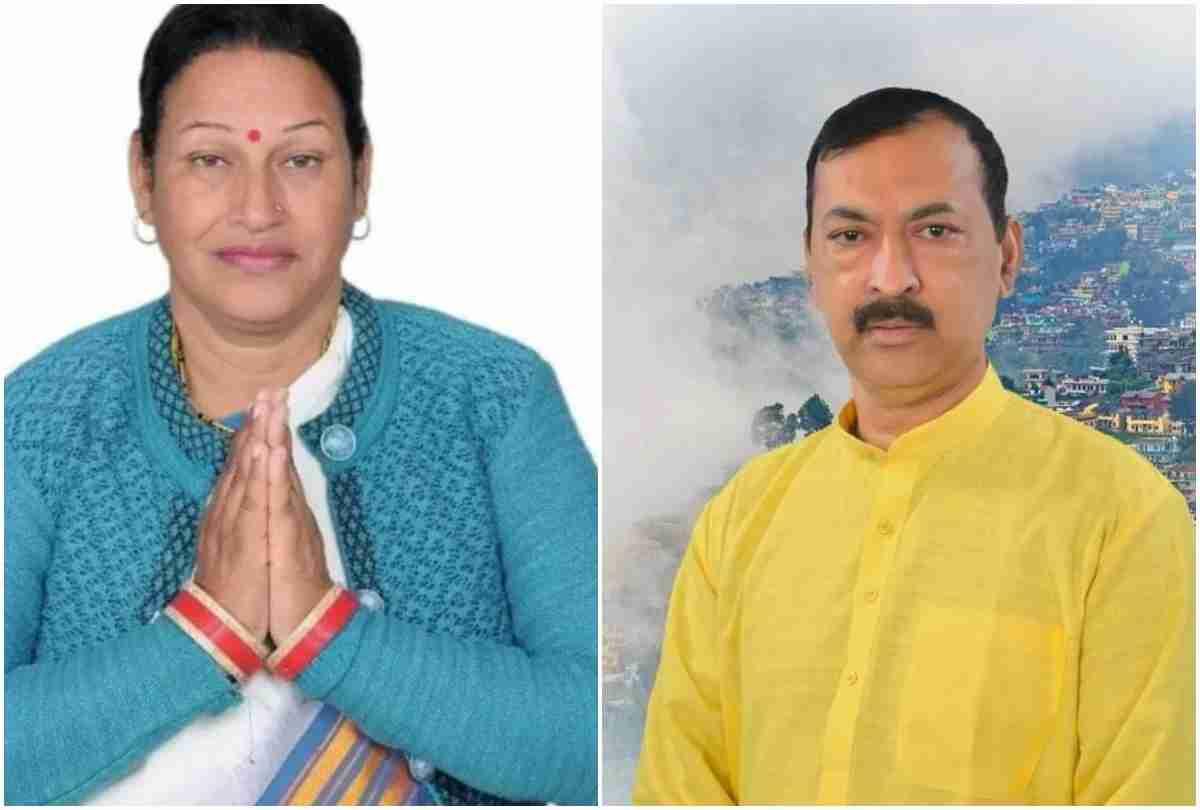 दूसरे चक्र में 865 वोटों से भाजपा प्रत्याशी आगे