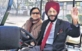 पत्नी की मौत के पांच दिन बाद हुआ उड़नसिख मिल्खा सिंह का निधन, पोस्ट कोविड के बने शिकार
