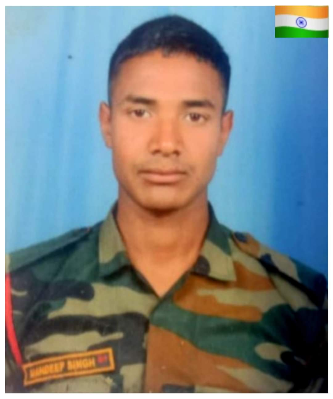 उत्तराखंड का लाल अपना फर्ज निभाते हुए, जम्मू कश्मीर की सरहद पर हुआ शहीद