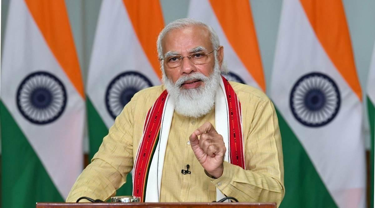 18+ के लोगों के लिए राज्यों को मुफ्त वैक्सीन देगी केंद्र सरकार : राष्ट्र के नाम संबोधन में PM मोदी