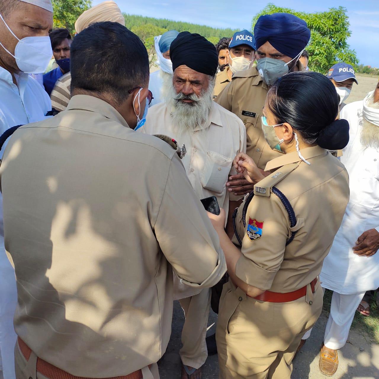 रुद्रपुर में जमीन के मामूली विवाद में दो सगे भाइयों की हत्या