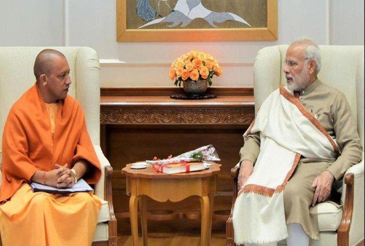 यूपी BJP में असंतोष की ख़बरों के बीच दिल्ली में PM नरेंद्र मोदी से मिलेंगे मुख्यमंत्री योगी आदित्यनाथ