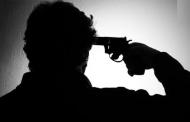 बरेली में पुलिस से घिरने पर बदमाश ने खुद को गोली से उड़ाया