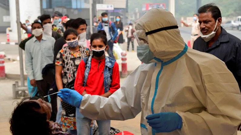 24 घंटे में देश में कोरोना संक्रमण के 41 हजार से ज्यादा मामले दर्ज, 507 की गई जान