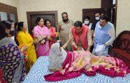 कार्यक्रम रुद्रपुर में पर शुक्ला को हैवीवेट कर गए मुख्यमंत्री