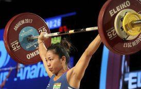 मीरा बाई चानू ने जीता रजत पदक, वेटलिफ्टिंग की 49 किग्रा कैटेगिरी में किया कमाल