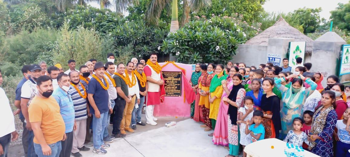 विधायक ठुकराल बोले, रुद्रपुर विधानसभा को मॉडल के रूप में विकसित करने को निरंतर प्रयास कर रहे