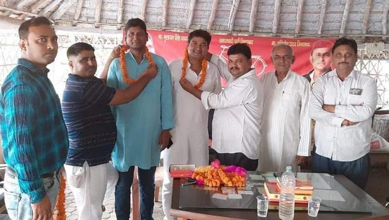 मिशन 2022 के लिए लखीमपुर में समाजवादी पार्टी ने तैयार की अपनी इकाई