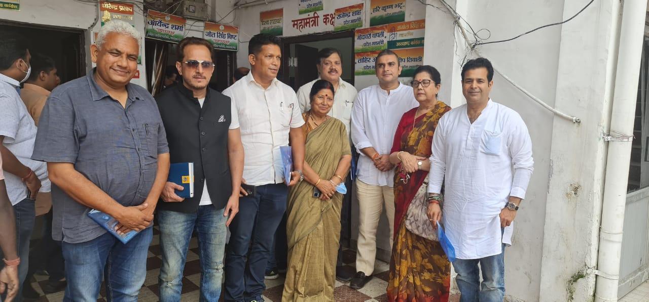कांग्रेस पब्लिसिटी कमेटी के हिमांशु गावा बने जिला प्रभारी