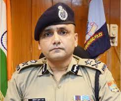 मुख्यमंत्री के अपर प्रमुख सचिव बने आईपीएस अभिनव कुमार