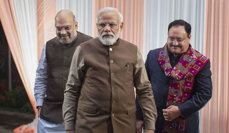 उत्तराखंड में मोदी, शाह और नड्डा के दौरे जल्द, भाजपा के अभियान को देंगे धार