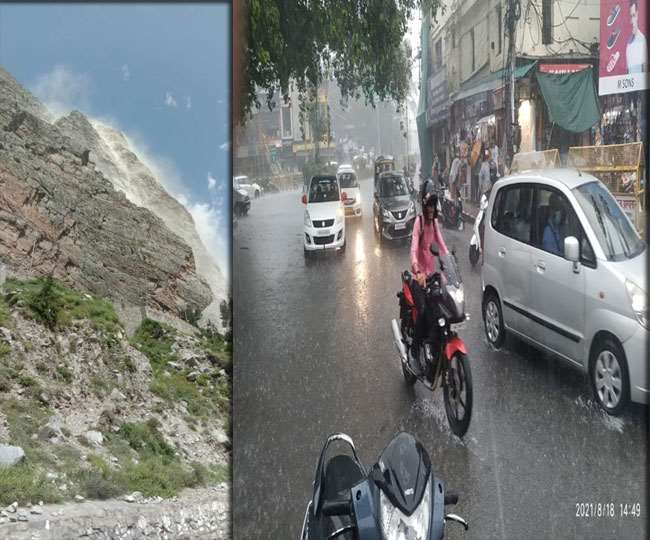 उत्तराखंड में आफत की बारिश, गंगोत्री-बदरीनाथ हाईवे बंद, छह दिन से फंसे हुए हैं  400 यात्री