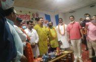 खटीमा में आम आदमी पार्टी को बड़ा झटका, कई नेता मुख्यमंत्री के समक्ष भाजपा में शामिल