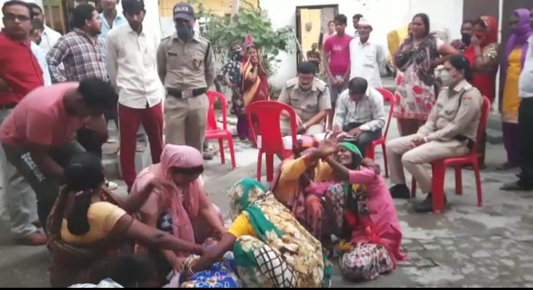 बाजपुर में विवाहित ने फांसी लगाकर दे दी जान