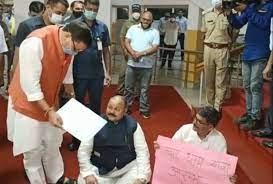आज पेश होगा करीब 5300 करोड़ रुपये का अनुपूरक बजट, कांग्रेस विधायक धरने पर बैठे