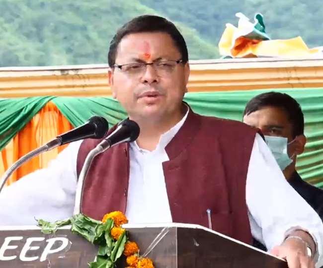 मुख्यमंत्री धामी ने की श्रीनगर गढ़वाल को नगर निगम बनाने की घोषणा
