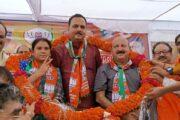 प्रबुद्ध वर्ग भाजपा की ताकत- विधायक माधवेन्द्र सिंह