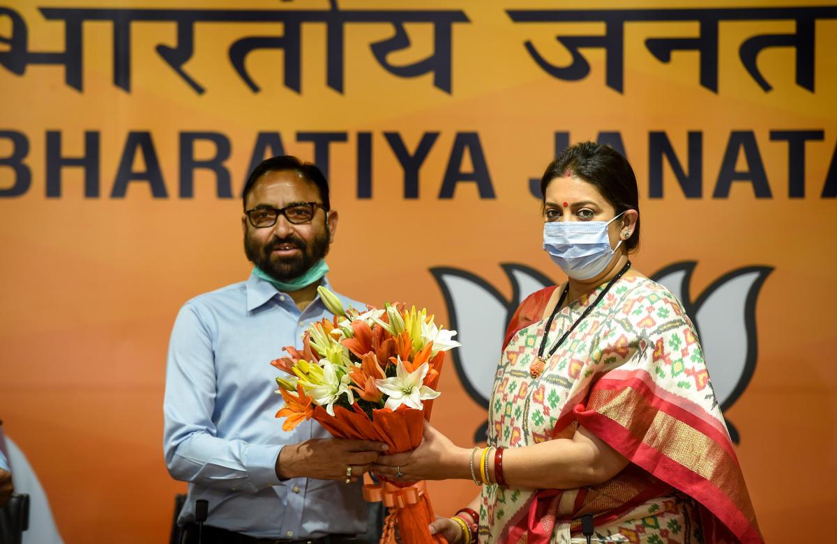 धनौल्टी से निर्दलीय विधायक प्रीतम सिंह पंवार ने थामा बीजेपी का दामन